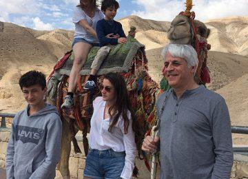 Israeli private tour guide
